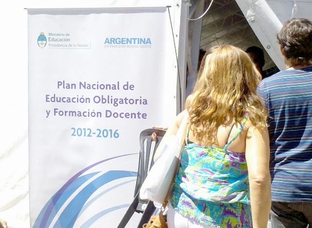 Plan Nacional Quinquenal de Educación Obligatoria y Formación Docente