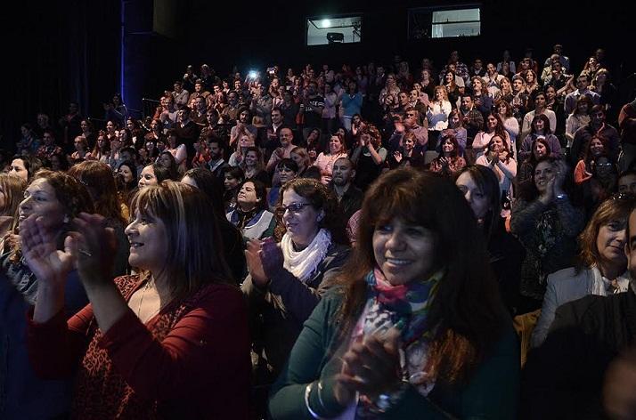 Más de 300 docentes participaron de la segunda edición de «Protagonistas de la Educación» 2015
