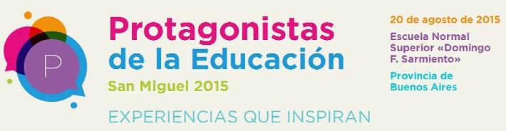 Protagonistas de la Educación San Miguel