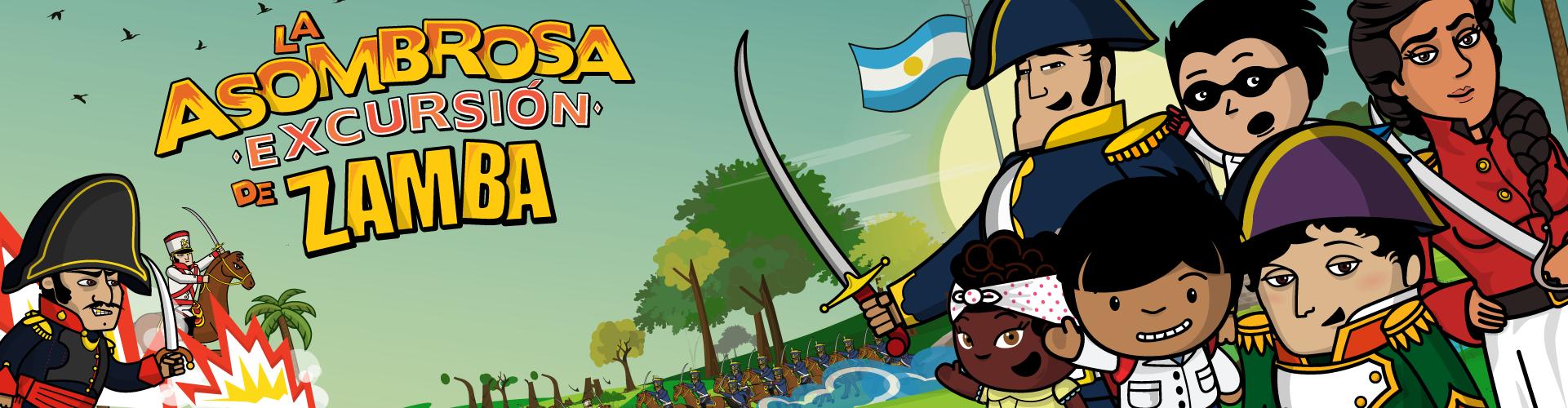 Banner ZAMBA