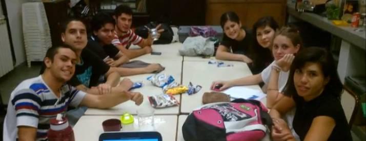 Una app de Huayra para la clase de Física y Química