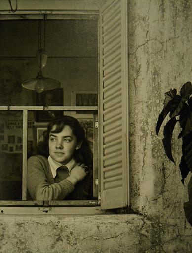 María Elena Walsh en su casa natal
