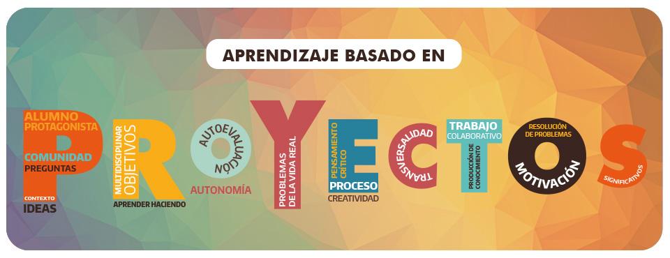 Banner Especial aprendizaje basado en proyectos