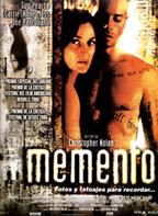 Portada película Memento