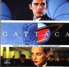 Portada película Gattaca