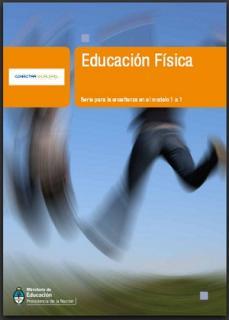 Cuadernillo de Educación Física