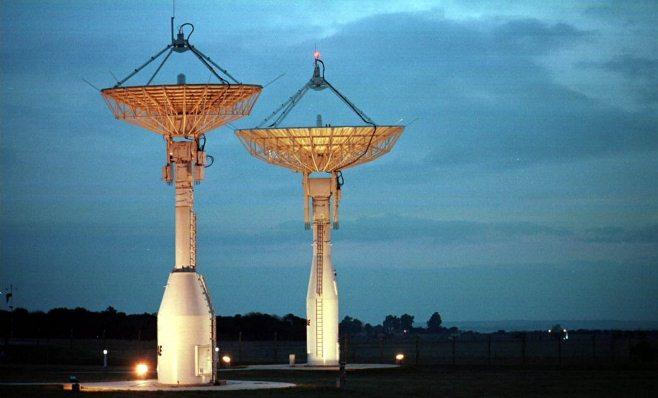 antenas CONAE II