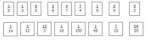 Fracciones y expresiones decimales - Educ.ar