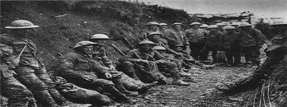 La Primera Guerra Mundial
