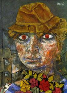 Obra de Berni - Chiquilín de Bachín, 1964.